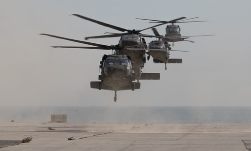 Sikorsky Upgrading UH-60 Black Hawks to Prevent Corrosion