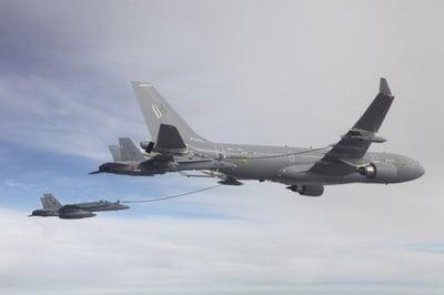 Airbus, Lockheed Martin Team to Pursue Future Aerial Tanker Work