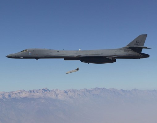Lockheed Martin Receives $350 Million Plus-Up for JASSM Production Support