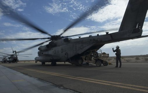 Sikorsky to Provide $700 Million in H-53 Sustainment Over Four Years