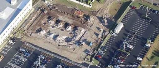 Leonardo DRS expansion in Melbourne, FL