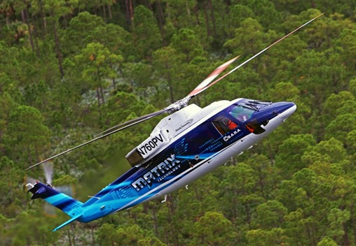 Black Hawk to Trial DARPA/Sikorsky Robotic Co-Pilot