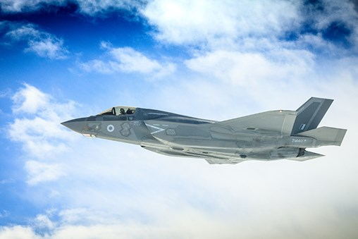 First Tranche of 18 F-35B's for UK Nears Completion
