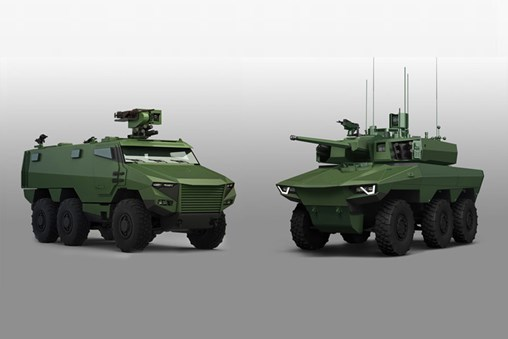 Nexter and CMI Defence Will Cooperate to Support the Belgian Land Component