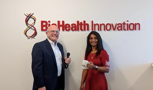 Noble Life Sciences' CEO Srujana Cherukuri, Ph.D. Joins Rich Bendis for a New Episode of BioTalk!