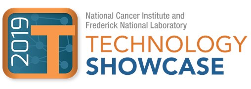 Event graphic that states 2019 Technology Showcase National Cancer Institute and Frederick National Laboratory