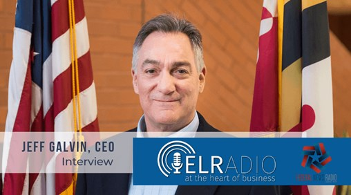 Executive Leadership Radio Show Interview with Maryland Biotech CEO, Jeff Galvin