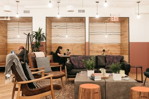 WeWork Goes Where Future Entrepreneurs Are in College Park