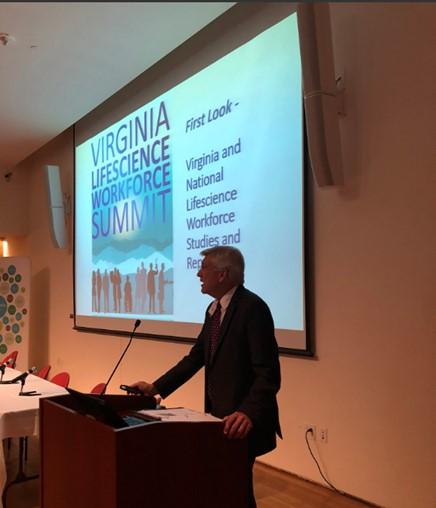 Virginia Life Science Industry Leaders Gather for Workforce Summit