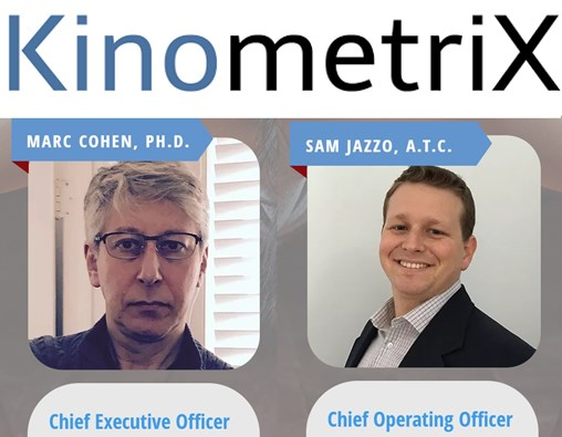 Inova Personalized Health Accelerator Selects KinometriX as its Second Investment