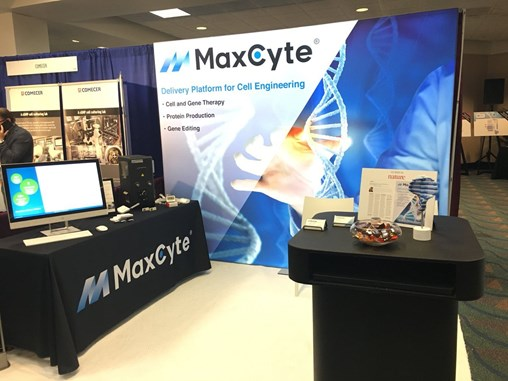 MaxCyte Enters into CRADA with NHLBI to Develop Gene Therapies for Sickle Cell Disease