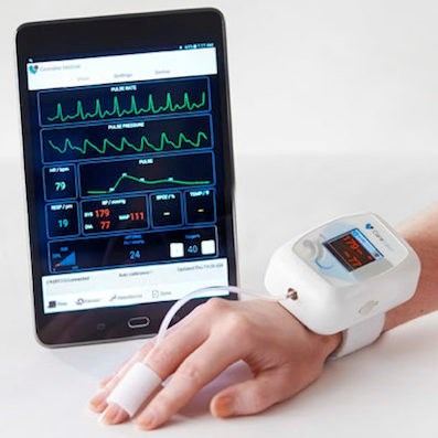 CareTaker Medical Pulls in $3.4M for Continuous Non-Invasive Blood Pressure and wireless Vital Signs monitoring