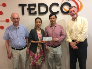 Frederick Biotech Startup at FITCI Receives Pre-Seed Investment from TEDCO's Rural Business Innovation Initiative