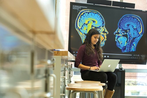 UMD student start-up detects Alzheimer's disease before clinical symptoms arise