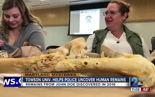 TU Students Discover Clues in Cold Case, Get Head Start on Careers in Science
