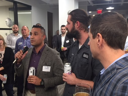 CRB Shares Commitment to Building up the Region at Oktoberfest Open House Event