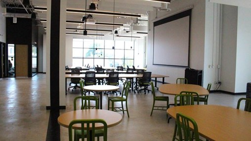 Johns Hopkins' New Remington Space Ready to Welcome Students, Entrepreneurs