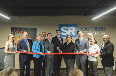 Three New Biotech Facilities Open In Frederick