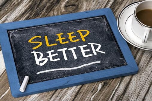 Self-Care: Start With Sleep