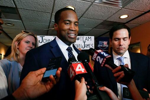 Underdog Michigan Senate Candidate Gets Last-Minute Boost