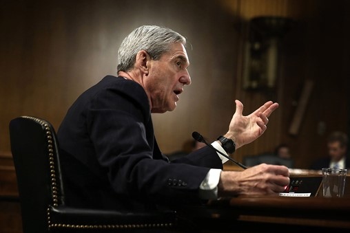 Week 76: Is Mueller About to Roll Out the Barrels?