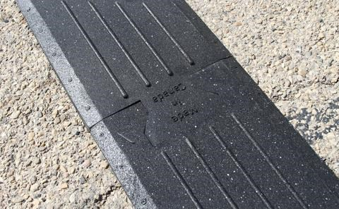 Rubber Safety Rumble Strips 🚙🚧🚧🚧🛑🛑