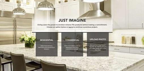 The New & Improved Just Imagine Visualizer | Arizona Tile