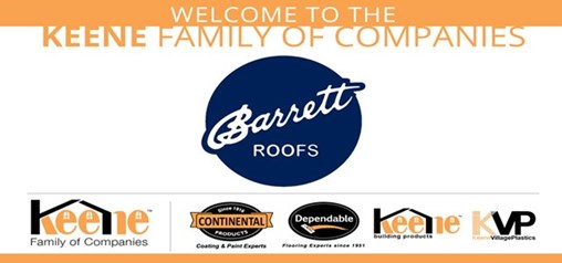Acquisition of Barrett Company