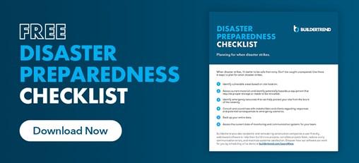 Disaster-Preparedness-Checklist