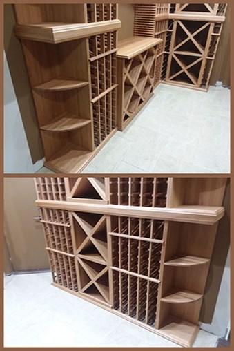 Vintner, Designer, and custom wine racks