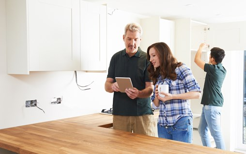 How to Make Homeowners Feel More Comfortable During a Remodel