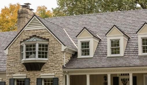 Brava Aged Cedar Roof