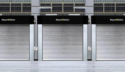 Model 888 ADV-Xtreme High Speed Performance Metal Door