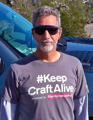 Mike Keeping Craft Alive
