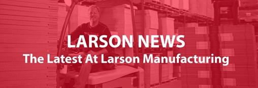 Larson Storm Door News