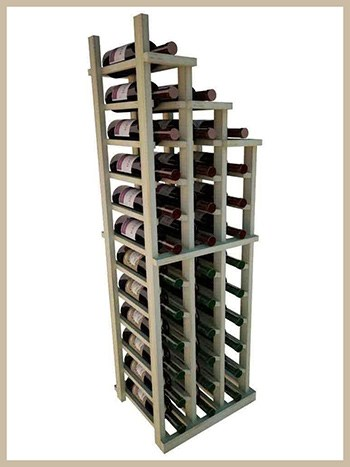 The Wine Bottle Waterfall
