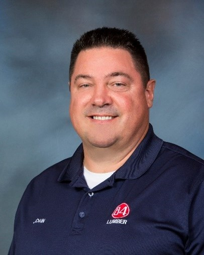 84 Lumber Names John Hay New Divisional Vice President of Mid-Atlantic Region