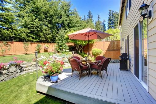 DIY Backyard Inspiration on a Budget