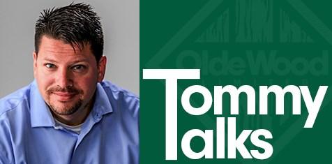 Tommy Talks: Reclaimed vs. Antique Reclaimed