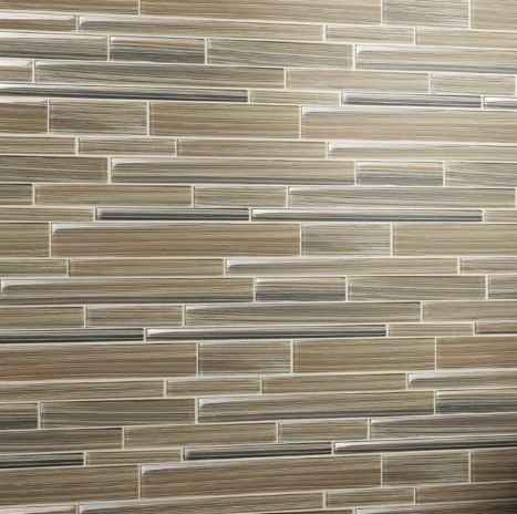 Strata Umber Glass Wall Tile From Arizona Tile