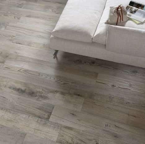 Essence Grey Porcelain Wood-look Floor Tile From Arizona Tile