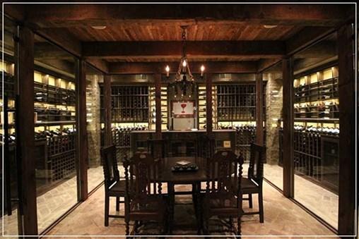 Wine Cellar Inspirations: Creating Eco-Friendly Wine Cellars