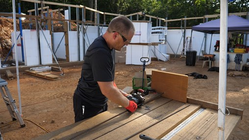 How to Create Stirrups for Lintels in an ICF Project