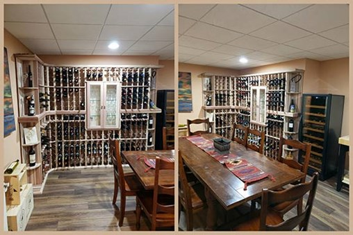 Fun Tips on Designing a Dining Room Wine Storage