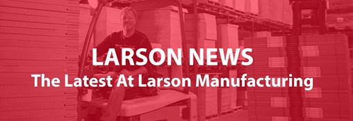 Larson Storm Door News