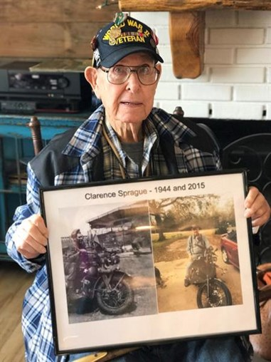 WWII Veteran Who Served Under Patton in D-Day Invasion Gets Home Renovation Thanks to Combined Effort of Businesses & Nonprofits
