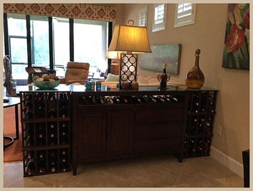Wine Cellar Inspirations: Wine Rack Choices for Uneven Spaces