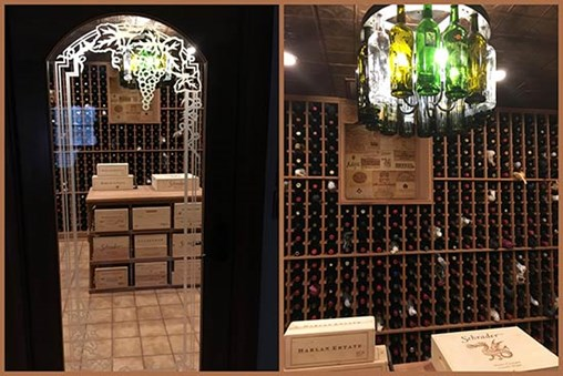 A Client's Timeless Wine Cellar Tale With WCI Wine Racks