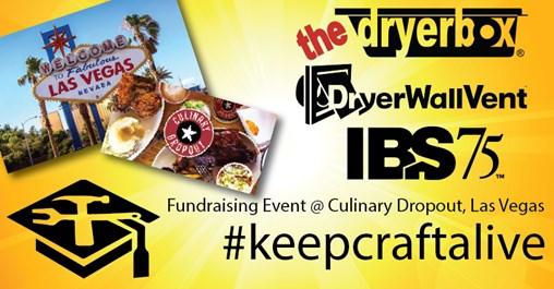 Builders' Show - #Keepcraftalive Fundraising Event Las Vegas