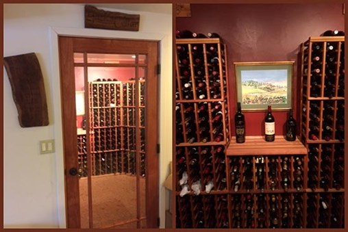 Designer Series Wine Cellar Is Newest Addition to Client's Home